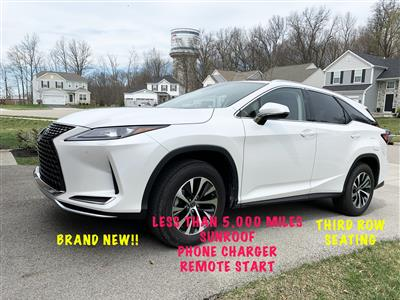 2021 Lexus RX 350L lease in Etna,OH - Swapalease.com