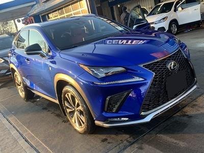 2021 Lexus NX 300 F Sport lease in Rego Park,NY - Swapalease.com