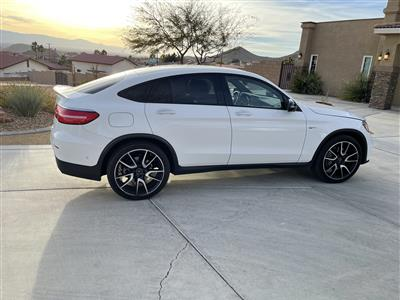 2019 Mercedes-Benz GLC-Class Coupe lease in Apple Valley,CA - Swapalease.com