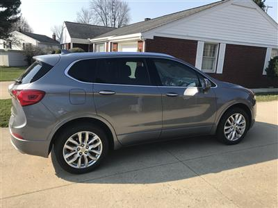 2020 Buick Envision lease in Adrian,MI - Swapalease.com