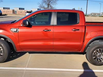 2019 Ford Ranger lease in Fort Worth,TX - Swapalease.com