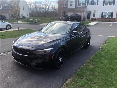 2018 BMW M3 lease in Hamilton,NJ - Swapalease.com
