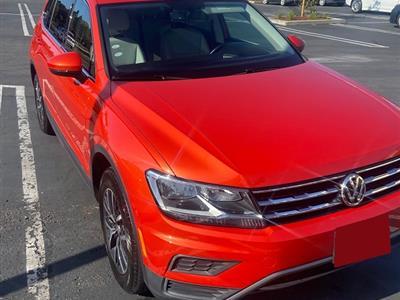 2019 Volkswagen Tiguan lease in Solana Beach,CA - Swapalease.com