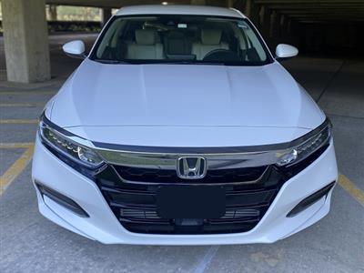 2019 Honda Accord lease in Houston,TX - Swapalease.com