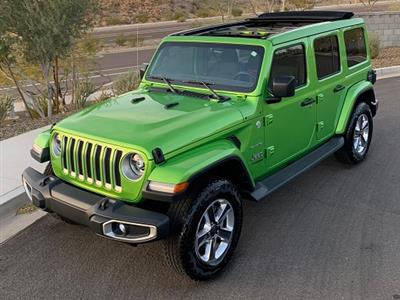 2019 Jeep Wrangler Unlimited lease in Peoria,AZ - Swapalease.com