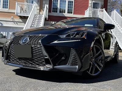 2020 Lexus IS 300 F Sport lease in Nanuet,NY - Swapalease.com