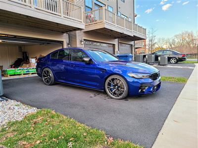 2021 BMW M5 lease in Falls Church,VA - Swapalease.com