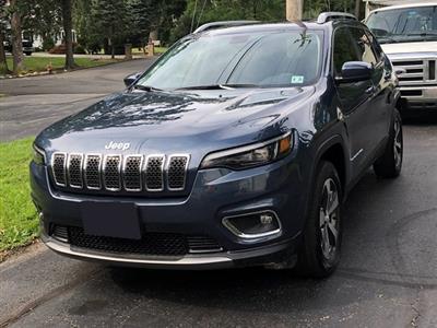 2020 Jeep Cherokee lease in Hewitt,NJ - Swapalease.com