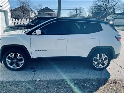 2019 Jeep Compass lease in Dearborne,MI - Swapalease.com