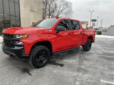2020 Chevrolet Silverado 1500 lease in Indianapolis,IN - Swapalease.com