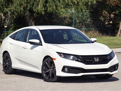 2019 Honda Civic lease in Cleveland,OH - Swapalease.com