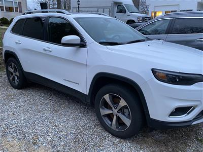 2020 Jeep Cherokee lease in Plymouth,MA - Swapalease.com