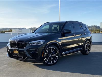 2020 BMW X3 M Competition lease in LOS ANGELES,CA - Swapalease.com