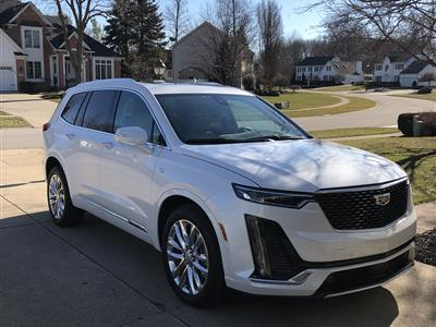 2020 Cadillac XT6 lease in Amherst,OH - Swapalease.com