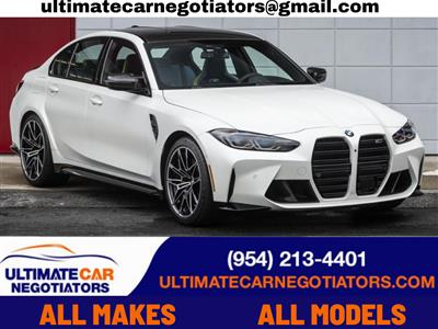 2021 BMW M3 lease in Fort Lauderdale,FL - Swapalease.com