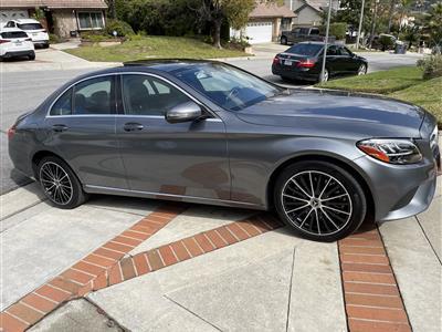 2019 Mercedes-Benz C-Class lease in Walnut,CA - Swapalease.com