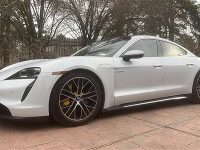 2021 Porsche Taycan lease in Spring,TX - Swapalease.com