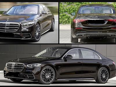2021 Mercedes-Benz S-Class lease in New York,NY - Swapalease.com