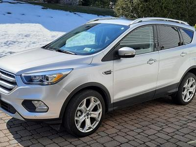 2019 Ford Escape lease in Monroe,NY - Swapalease.com