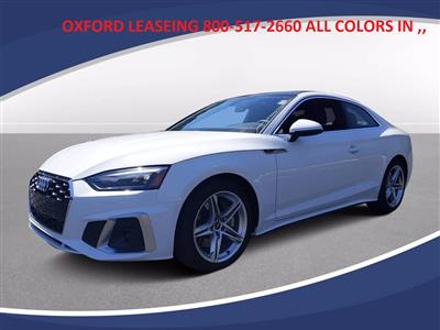 2021 Audi A5 Coupe lease in Lansing,MI - Swapalease.com