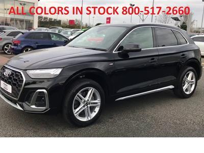 2021 Audi Q5 lease in Lansing,MI - Swapalease.com