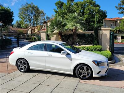2019 Mercedes-Benz CLA Coupe lease in Tustin,CA - Swapalease.com