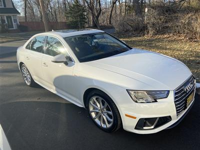 2019 Audi A4 lease in Livingston ,NJ - Swapalease.com