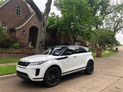 2020 Land Rover Range Rover Evoque lease in Mckinney,TX - Swapalease.com
