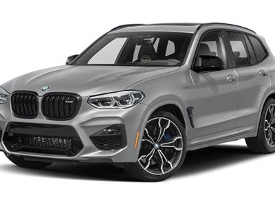 2020 BMW X3 M Competition lease in Atlanta,GA - Swapalease.com