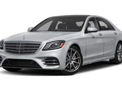2018 Mercedes-Benz S-Class lease in ,CA - Swapalease.com