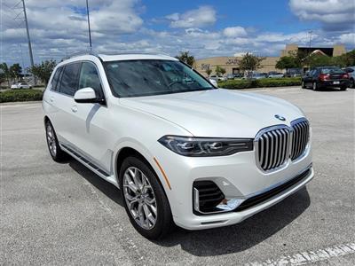 2020 BMW X7 lease in Sanford,FL - Swapalease.com
