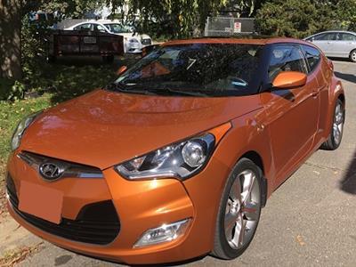 2016 Hyundai Veloster lease in Springfield,MA - Swapalease.com