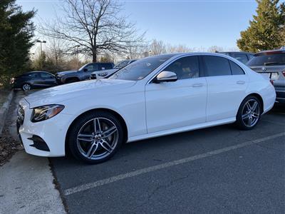 2019 Mercedes-Benz E-Class lease in Ashburn,VA - Swapalease.com