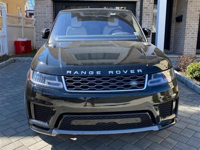 2019 Land Rover Range Rover Sport lease in Cliffside Park,NJ - Swapalease.com