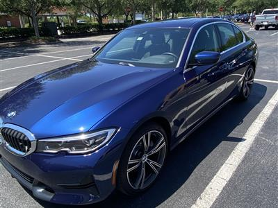 2020 BMW 3 Series lease in Orlando,FL - Swapalease.com
