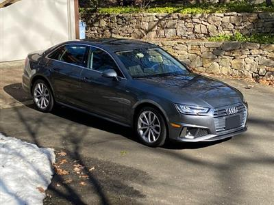 2019 Audi A4 lease in Greenwich,CT - Swapalease.com