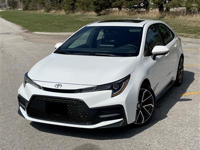 2020 Toyota Corolla lease in Lincoln,NE - Swapalease.com