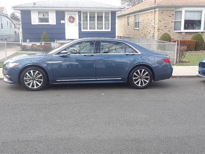 2019 Lincoln Continental lease in Staten Island,NY - Swapalease.com