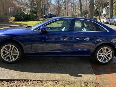 2021 Audi A4 lease in Chevy Chase,MD - Swapalease.com