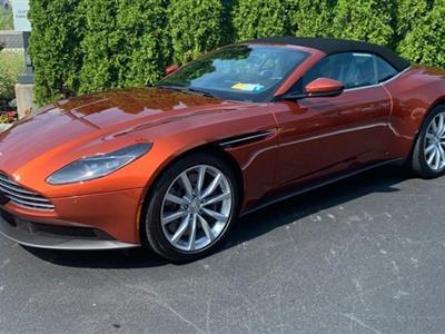 2020 Aston Martin DB11 lease in Brooklyn,NY - Swapalease.com