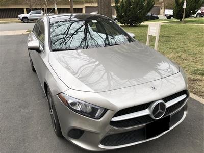 2019 Mercedes-Benz A-Class lease in Alexandria,VA - Swapalease.com