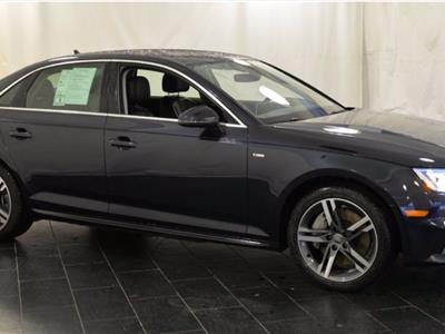 2018 Audi A4 lease in Rockville,MD - Swapalease.com