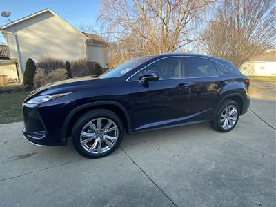 2021 Lexus RX 350 lease in Akron,OH - Swapalease.com