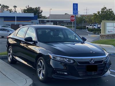 2018 Honda Accord lease in San Diego,CA - Swapalease.com