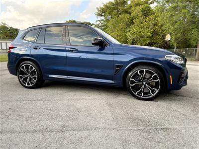 2020 BMW X3 M Competition lease in Miami,FL - Swapalease.com