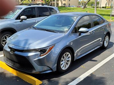 2020 Toyota Corolla lease in Hollywood,FL - Swapalease.com