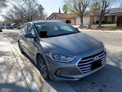 2018 Hyundai Elantra lease in Lancaster,CA - Swapalease.com