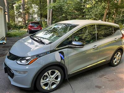 2020 Chevrolet Bolt EV lease in Haddam,CT - Swapalease.com