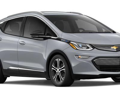 2019 Chevrolet Bolt EV lease in Freemont,CA - Swapalease.com