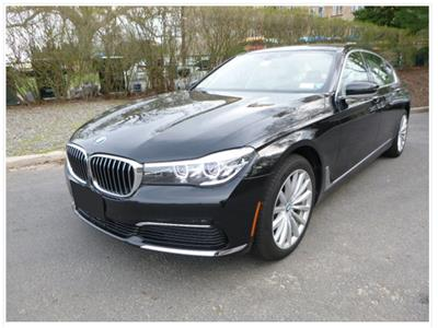 2019 BMW 7 Series lease in Mamaroneck,NY - Swapalease.com